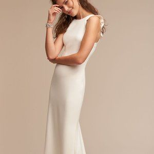 BHLDN Badgley Mischka Heather Wedding Gown Size 4